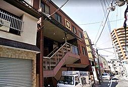 大阪府和泉市府中町の賃貸マンションの外観