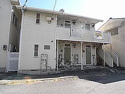 兵庫県姫路市野里慶雲寺前町8丁目の賃貸アパートの外観