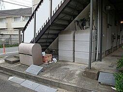 コスモエイト[1階]の外観