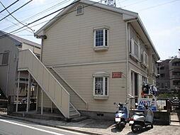 カ−サ535[1階]の外観