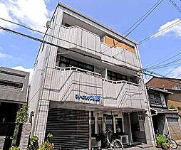 京都府京都市上京区三芳町の賃貸マンションの外観