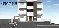 広島県福山市手城町1丁目の賃貸マンションの外観