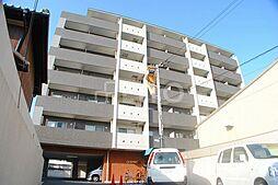 京都府京都市左京区高野清水町の賃貸マンションの外観