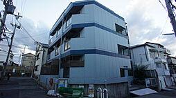 兵庫県神戸市垂水区坂上1丁目の賃貸マンションの外観