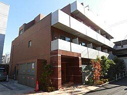 東京都世田谷区上北沢4の賃貸マンションの外観