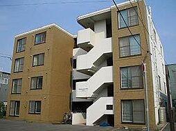 ビッグバーンズマンション白石II[4階]の外観