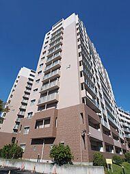 大阪府堺市南区新檜尾台3丁の賃貸マンションの外観