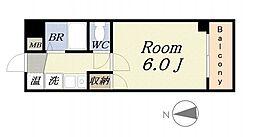 シーサイドヴィラ五番館[5階]の間取り