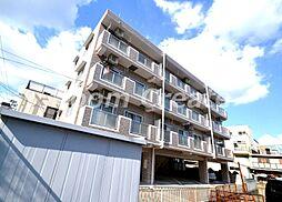 徳島県徳島市南佐古二番町の賃貸マンションの外観