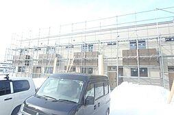[テラスハウス] 北海道札幌市北区篠路二条8丁目 の賃貸【/】の外観