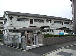 兵庫県伊丹市東野3丁目の賃貸アパートの外観