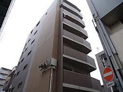 愛知県名古屋市西区上名古屋3丁目の賃貸マンションの外観