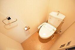マンション385のシャワー付トイレ