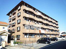 静岡県富士市松富町の賃貸マンションの外観