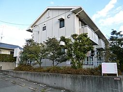 第2コンチェルト C棟[2階]の外観