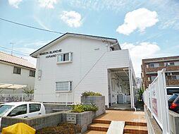 千葉県浦安市堀江5丁目の賃貸アパートの外観