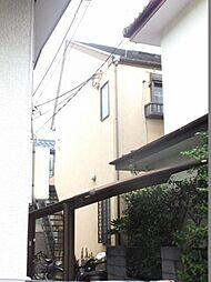 神奈川県相模原市南区大野台7丁目の賃貸アパートの外観
