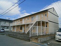 グリーンハイツ二色B棟[2階]の外観