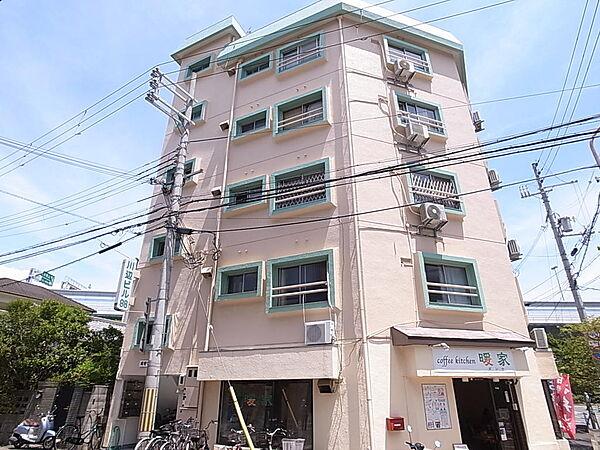 岡野マンション 4階の賃貸【兵庫県 / 神戸市須磨区】