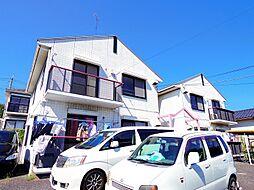 東京都東村山市多摩湖町3丁目の賃貸アパートの外観