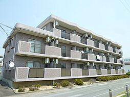 静岡県磐田市安久路2丁目の賃貸マンションの外観