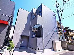 兵庫県神戸市垂水区山手5丁目の賃貸アパートの外観