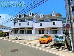 愛知県名古屋市瑞穂区釜塚町1丁目の賃貸アパートの外観