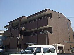 アンプルールフェール・U−HA 105号室[1階]の外観
