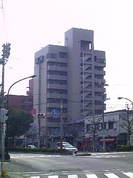 ミッションデルタ 2階の賃貸【広島県 / 広島市西区】