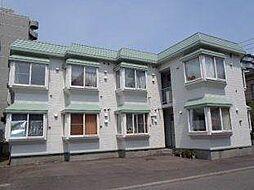 カーサチェリベ2[2階]の外観