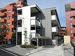 神奈川県横浜市磯子区岡村5丁目の賃貸マンションの外観