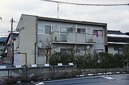 島根県松江市法吉町の賃貸アパートの外観