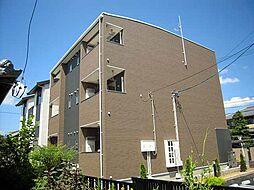 愛知県一宮市伝法寺8丁目の賃貸アパートの外観
