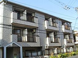 マンション・セヌリ[1階]の外観