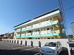 兵庫県姫路市飾磨区付城1の賃貸マンションの外観