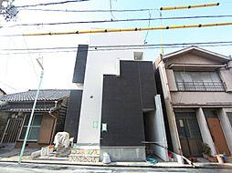 愛知県名古屋市中村区若宮町1丁目の賃貸アパートの外観