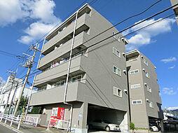 角野第6マンション[305号室]の外観