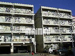 宮本町ハイツA[3階]の外観