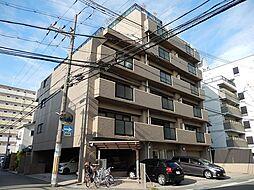 アライブ江坂II[4階]の外観