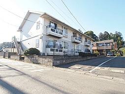 埼玉県狭山市大字堀兼の賃貸アパートの外観