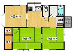 児玉駅 3.8万円
