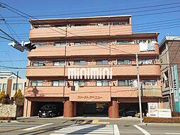 栃木県宇都宮市中今泉1丁目の賃貸マンションの外観