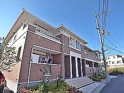 兵庫県神戸市垂水区舞多聞西1丁目の賃貸アパートの外観