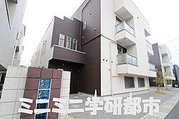 MAISONETIC34-倶楽部ハウスII[2階]の外観