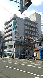北海道札幌市中央区北五条西27丁目の賃貸マンションの外観