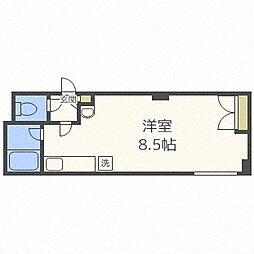 NOVA31[202号室]の間取り