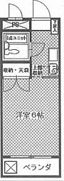 神奈川県川崎市麻生区金程4丁目の賃貸マンションの間取り