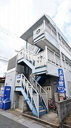 福岡県福岡市城南区長尾3丁目の賃貸マンションの外観