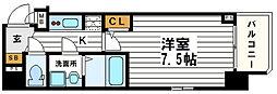 サムティ北浜大手通[8階]の間取り