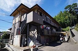 兵庫県宝塚市川面2丁目の賃貸アパートの外観